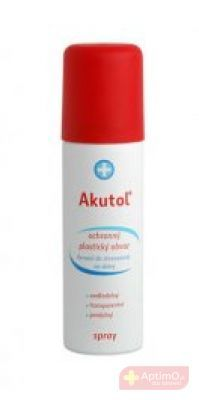 Akutol spray 60ml
