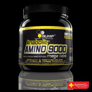 olimp anabolic amino 9000 sfd