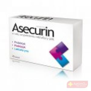 Asecurin 20 kaps.