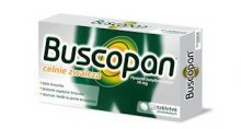 Buscopan 10mg 10 tabl.