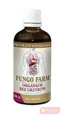 Fungo Farm Płyn Doustny 100 ml