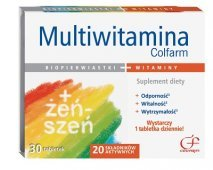 Multiwitamina 30 tabl.