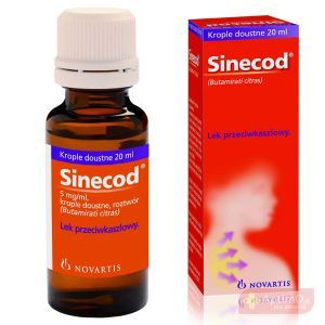 Sinecod krople 20ml